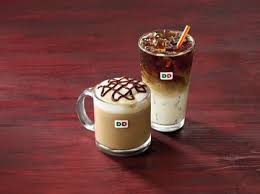 Large Pumpkin Iced Coffee Dunkin Donuts by A Flavorful Fall Is Coming To Dunkin U0027 Donuts This Month Dunkin