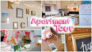 COLLEGE APARTMENT TOUR 2015