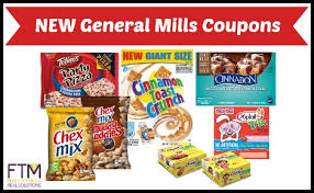 New General Mills Coupons Cheap Cheerios Trix Yoplait Greek