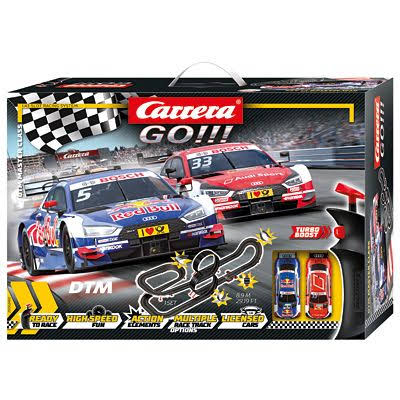 Carrera - DTM Master Class 1:43 Slot Car Race Set (62480)