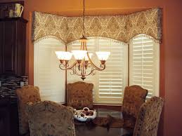 Kitchen Curtain Ideas For Bay Window by Arched Cornice Great For Bay Windows Windows Pinterest Bay