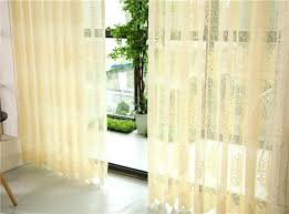 Fabric For Curtains Cheap by Curtains For French Doors Neat Design Semi Sheer Fabric With