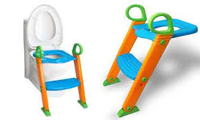 Frog Potty Seat With Step Ladder by Potty Training Deals U0026 Coupons Groupon