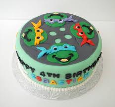 Ninja Turtle Decorations Ideas by Ninja Turtle Cakes Cake Ideas