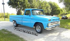 1965 Chevrolet C10   Volo Auto Museum 1965 Chevy Truck Chevy C10 Pickup Rat Rod Truck Photo 1 Curbside Classic Chevrolet C60 Maybe Ipdent Front With 18x8 And 18x9 Torq Thrust Ii Find Of The Week Ford F350 Car Hauler Autotraderca Custom Deluxe For Sale 9098 Dyler 135931 Rk Motors Cars Fuel Injected Restomod Youtube Buildup Truckin Magazine For In Bc 350 Small Block This Simple Packs A Big Secret Under Hood