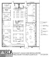 Retail Floor Plan Creator Distinctive Uncategorized Discountvac1 4fxtflrplan Clothing Store