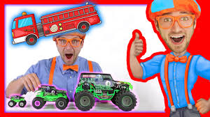 100 Digger Truck Videos Grave Digger Kids YouTube