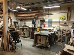Beautiful BenchMark Woodworking Shop Tour Luxury Six Finger Firemen Wookworking