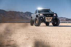 100 Old Nissan Trucks Built A 600hp Frontier 4x2 Desert Racer With A Turbo