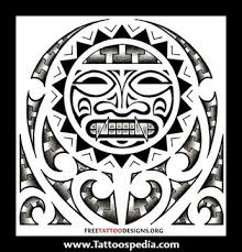 Tribal Tattoos Meaning Warrior