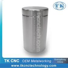 Stainless Steel Coffee Powder Storage Container Canister
