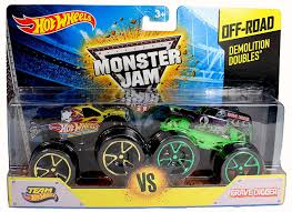 100 Team Hot Wheels Monster Truck Buy Jam Demolition Doubles VS