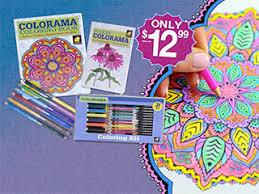 Colorama Coloring BookTM