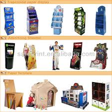 Corrugated Human Shape Character Promotion Standee Movies Advertisement Floor Standing Board Cardboard Poster Display Boards