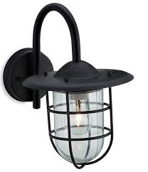 firstlight cage outdoor suspended wall lantern in black 8352bk