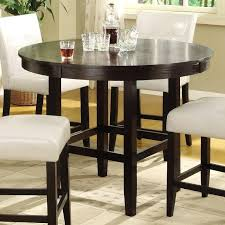 Tall Kitchen Tables Bar Stools Black Table Pub Dining Room Set Sets And