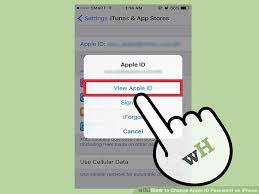 How to Change Apple ID Password on iPhone with