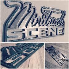 100 Mini Truck Scene HD Wallpapers Metal Shop Logo Lovepatternmobile6gq