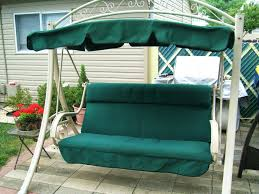 Kmart Porch Swing Cushions by Swing Cushion Replacement Kmart Cushions With Back Outdoor And