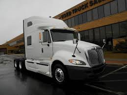 2015 International ProStar+ (Plus) Eagle Sleeper Semi Truck For Sale ...