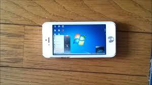 iPhoneでWindowsやAndroid起動