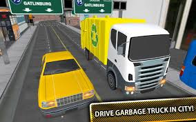 City Garbage Dump Truck Driver 1.0.2 APK Download - Android ...