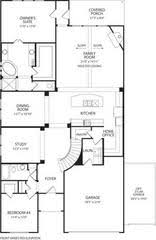 Drees Homes Floor Plans by Drees Homes Timber Creek Mckinney