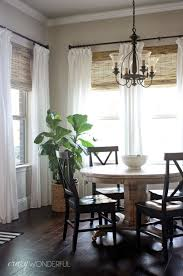 Excellent Best Dining Room Curtains Ideas On Living And Curtain Interior Design Pictures