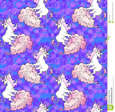 Download Magical Unicorn Wallpaper Stock Illustration Of