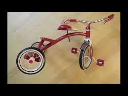 assembling of radio flyer tricycle youtube