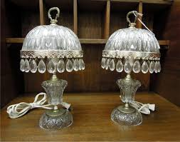 Glass Table Lamps For Bedroom by Crystal Table Lamps For Living Room And Bedroom Home Improvement