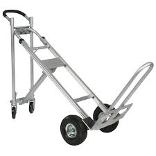 Wesco 126D P Handle Hand Truck | Hayneedle