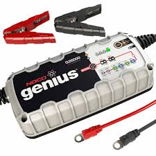 100 Heavy Duty Truck Battery Charger G26000 26 Amp 1224V NOCO Genius MultiPurpose