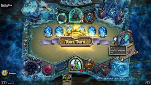 hearthstone knights of the frozen throne the lich king druid 4
