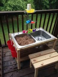 10 Fun Ideas For Outdoor Mud Kitchens For Kids Garden Pallet