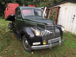 100 Classic Chevrolet Trucks For Sale 1946 Pickup For Sale 2179197 Hemmings Motor News