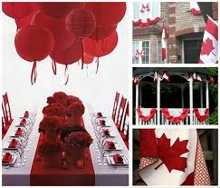40th Birthday Decorations Canada by 128 Best Proud To Be Canadian Theme Party Images On Pinterest