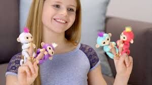 Fingerlings How To Play With Your Baby Monkeys
