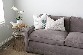 West Elm Paidge Sofa Grand by A New Old Sofa Withheart