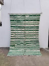 azilal teppich green reality dickgewebt grün ist selten schlafzimmer wohnzimmer my moroccan carpet