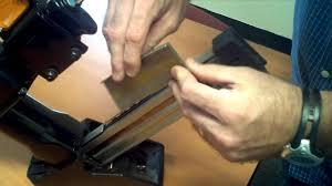 Freeman Flooring Nailer Nails by Freeman Pfl618br Youtube