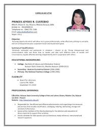 Resume Examples For Jobs 2013 Plus Samples To Frame Remarkable 591