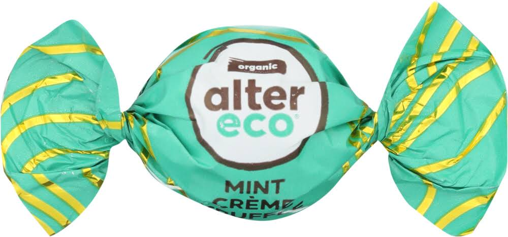 Alter ECO: Dark Chocolate Mint Truffle, 0.42 oz