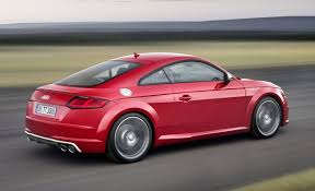 Audi TT RS to Get New All Aluminum Turbo Five Cylinder – News