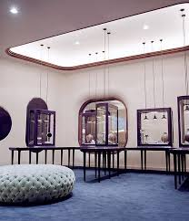 Octium Jewelry Store Design By Jaime Hayon Kuwait