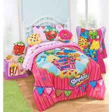 Twin Bed In A Bag Sets by Shopkins Girls Twin Comforter U0026 Sheet Set 4 Piece Bed In A Bag