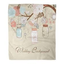 100 Flannel Flower Glass Amazoncom Emvency Throw Blanket Warm Cozy Print Wedding