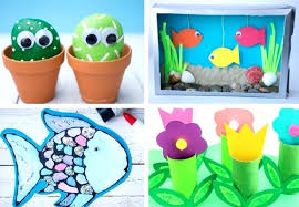 Easy Craft Ideas For Kids The Best Cool Spring