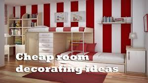 Cheap Room Decorating Ideas