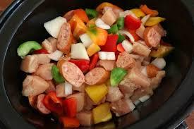 jambalaya crock pot recipe cooker jambalaya the daring gourmet